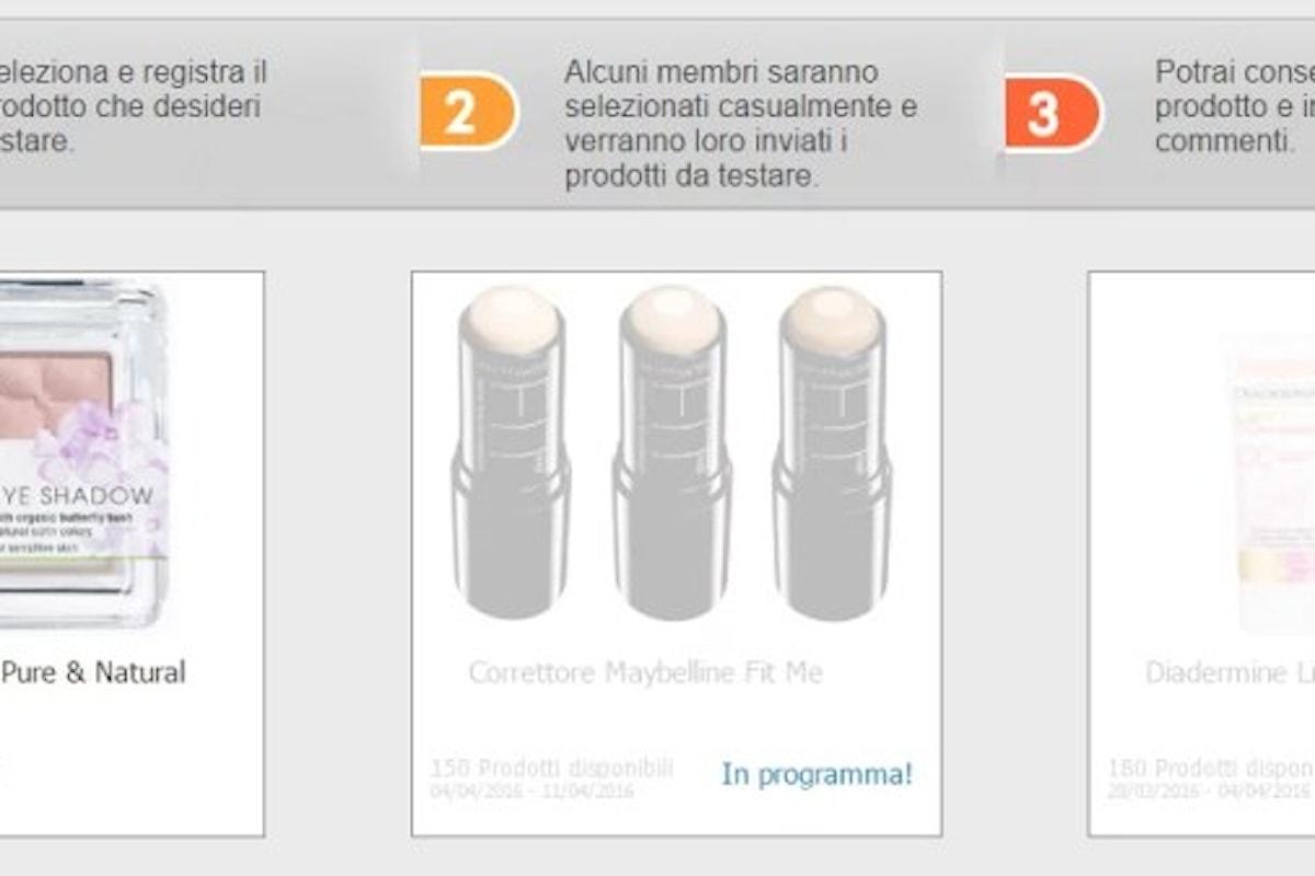 Testa i prodotti: come diventare tester con Toluna