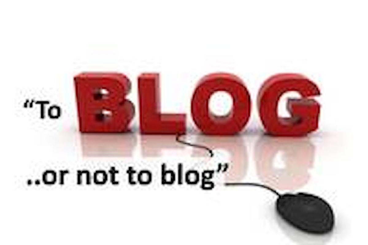 Servono, e a cosa, i (lit)blog?