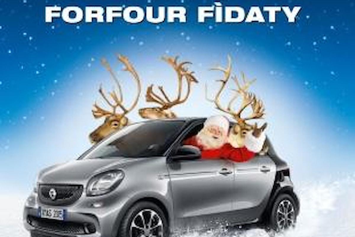 I codici vincenti le 200 Smart ForFour Fìdaty Esselunga estratti il 5 gennaio 2016