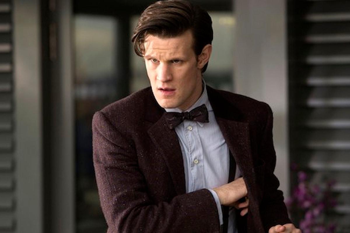 Matt Smith sarà Robert Mapplethorpe nel biopic dell'esordiente Ondi Timoner