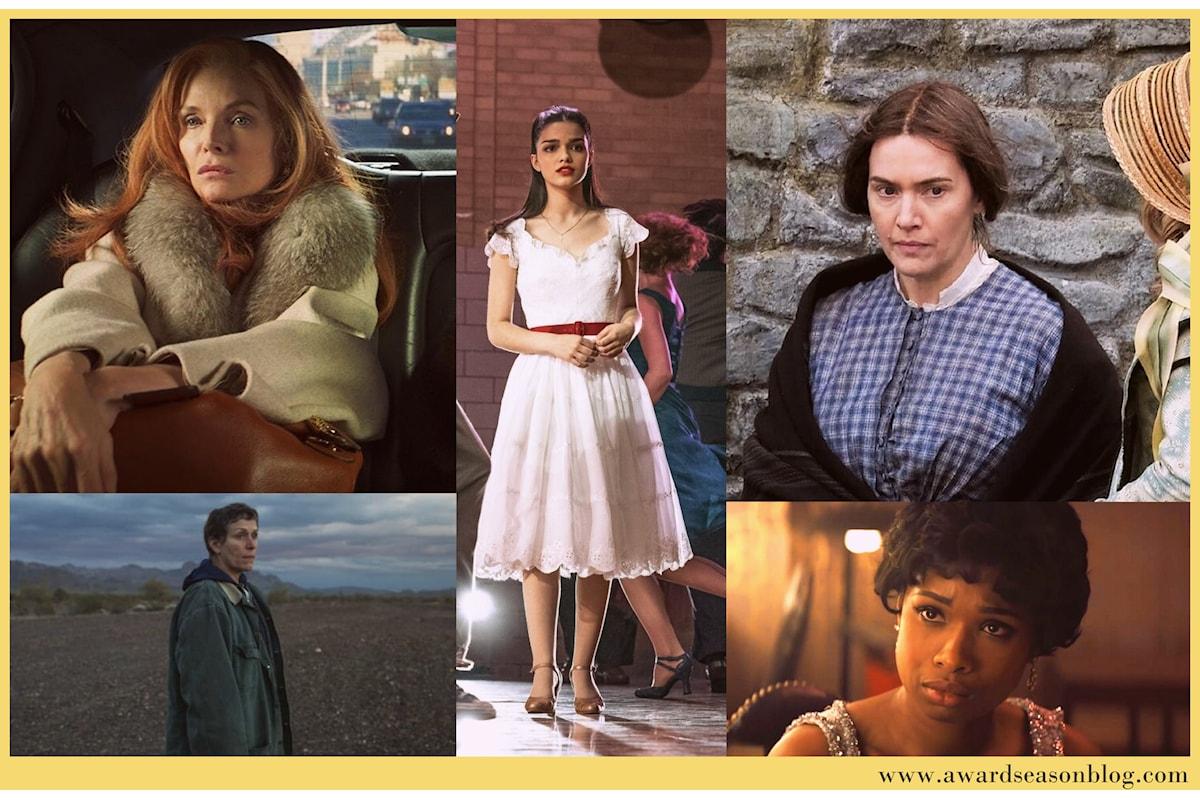 Oscars 2021: quali sono le 15 migliori interpretazioni femminili da tenere d'occhio?