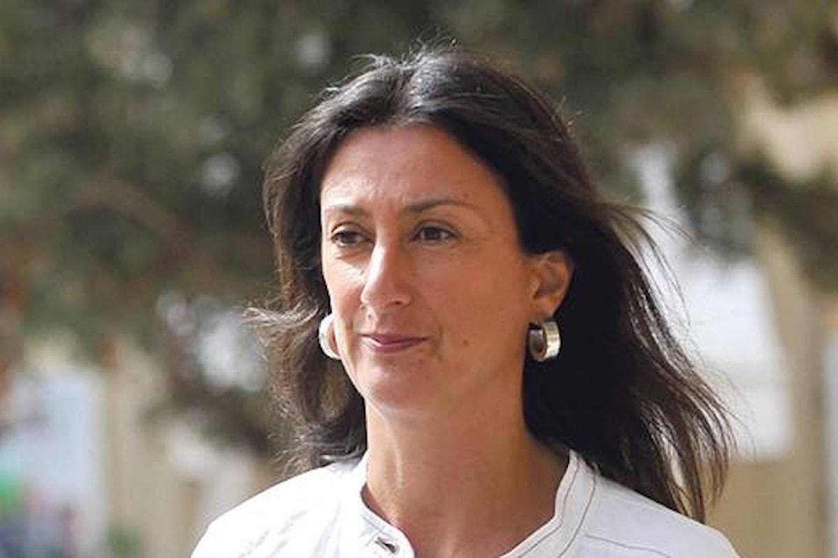 Una bomba fa saltare Caruana Galizia e il vero giornalismo