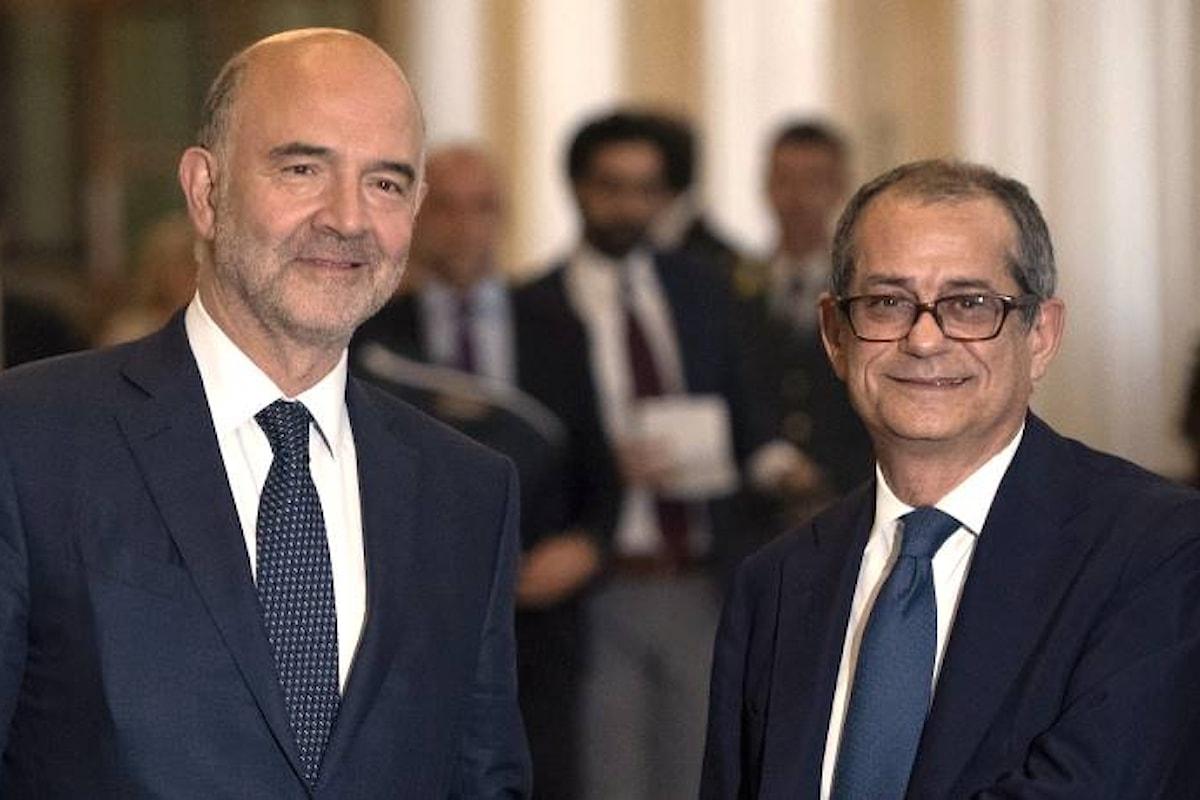 La legge di bilancio 2019, in realtà è la trama di un thriller che viene riscritta di ora in ora tra Bruxelles e Roma