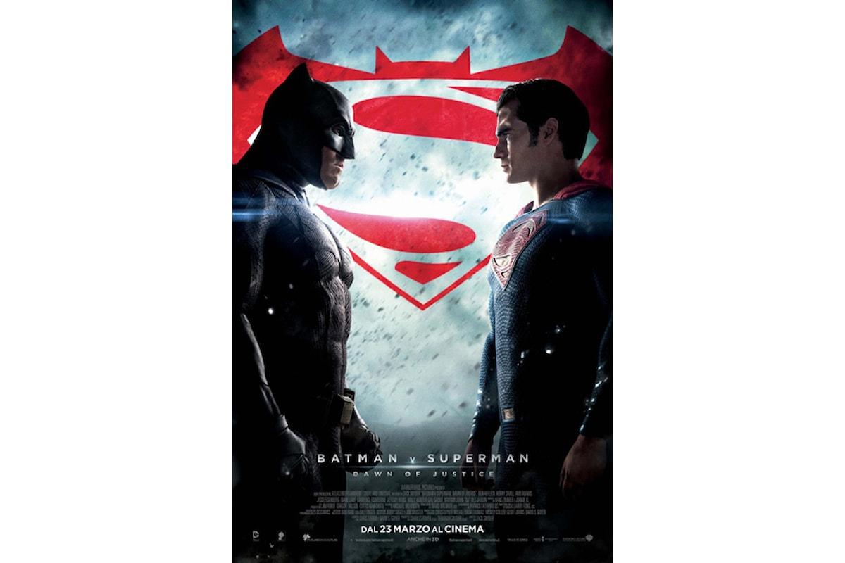 Recensione del nuovo film di Zac Snyder: Batman v Superman
