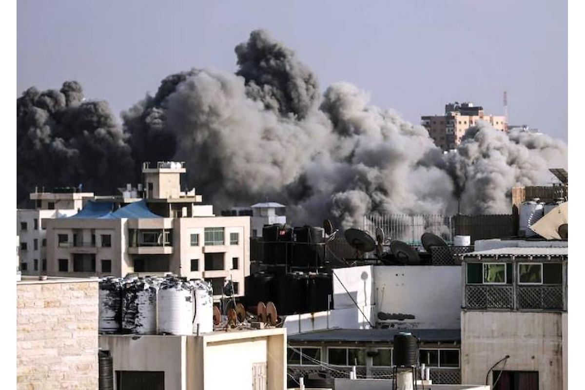 Israele (con l'Egitto) chiude Gaza in una morsa. Prepara un nuovo attacco?