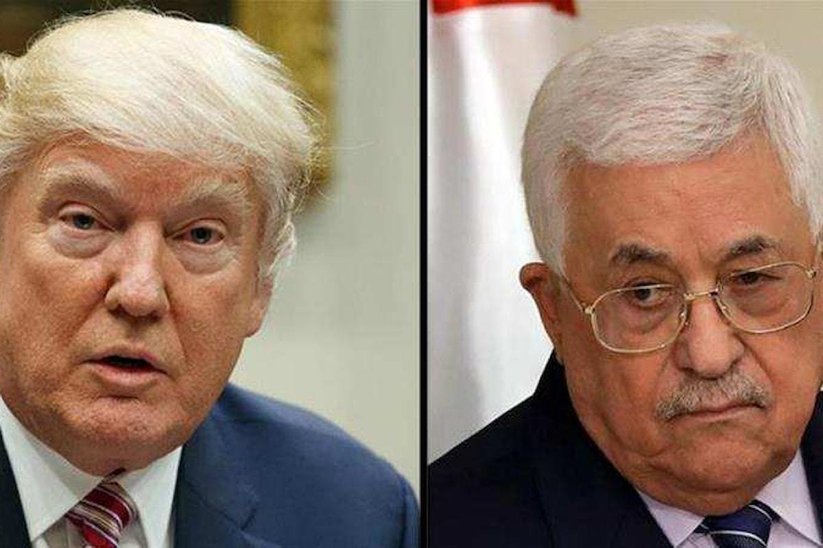 Gli Usa chiudono l'ufficio dell'Olp a Washington perché Mahmoud Abbas ha chiesto alla CPI di procedere contro Israele