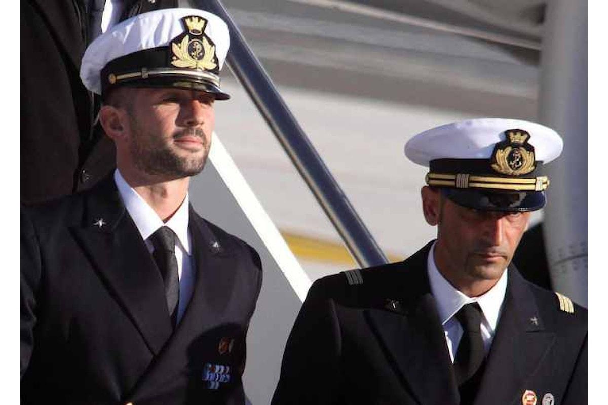 Girone, rilasciato dall'India, già arruolato da Renzi