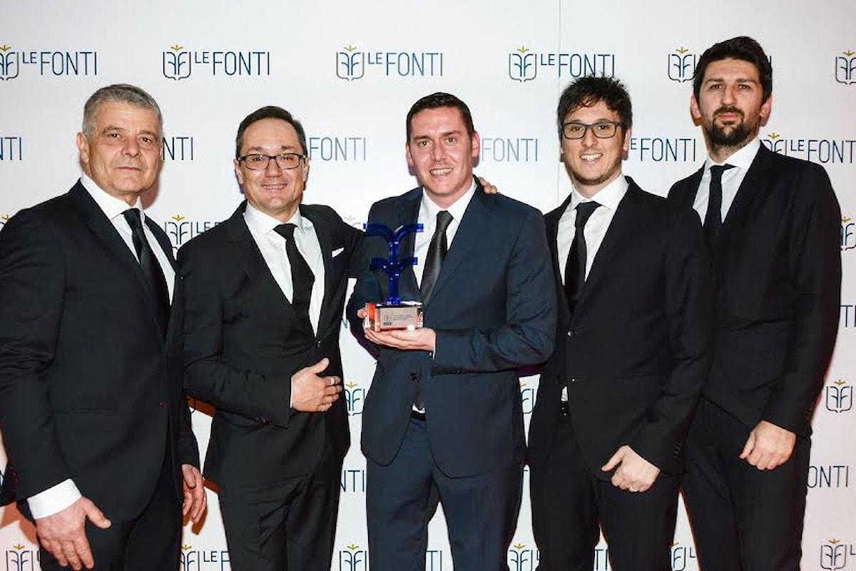Xtribe premiato all'VIII edizione di Le Fonti Awards
