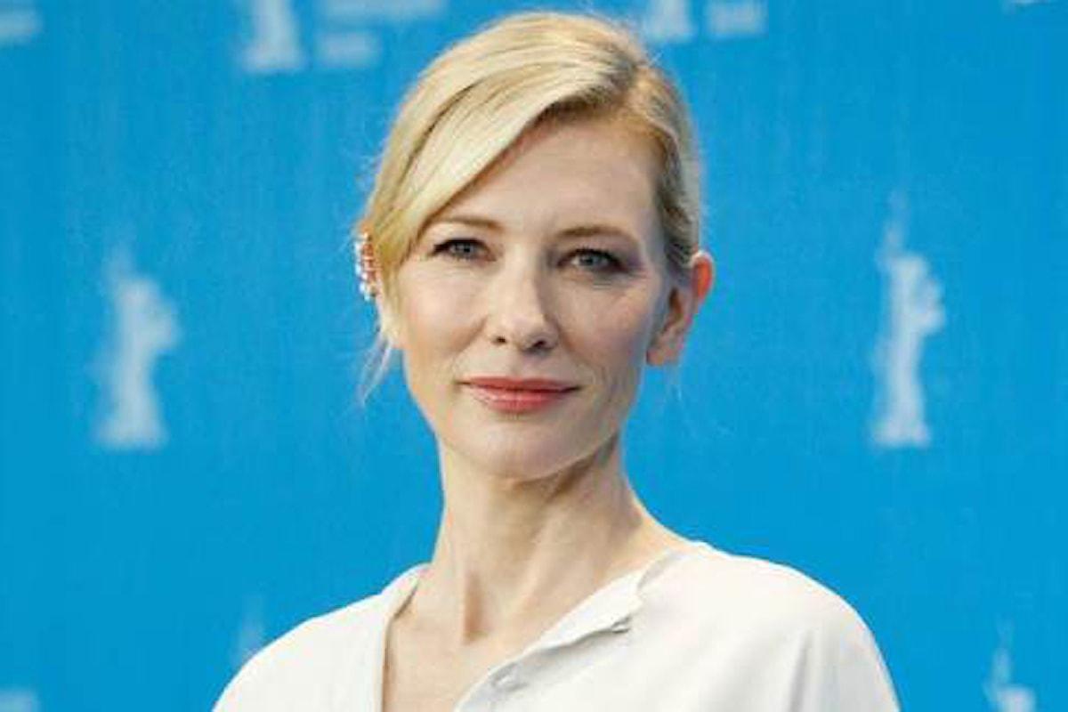 Le Nazioni Unite nominano Cate Blanchett Ambasciatrice di buona volontà per i rifugiati