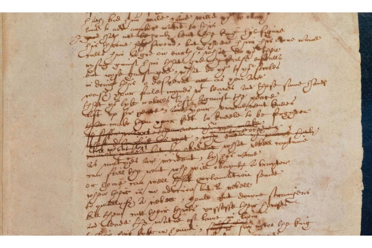 Cosa diceva Shakespeare su migranti, rifugiati e accoglienza: il testo del Sir Thomas More