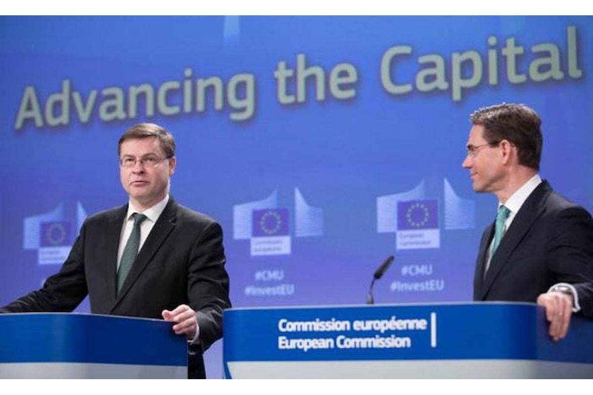 La Commissione Ue ricorda a Salvini e Di Maio che non possono far nulla senza il suo consenso