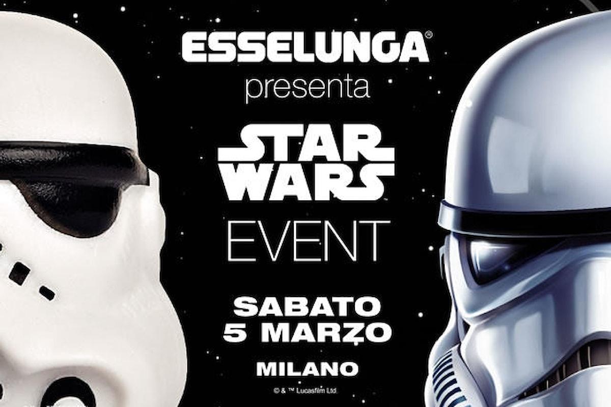 Star Wars ed Esselunga, evento il 5 marzo 2016!