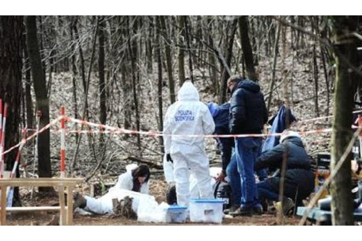 Lauria (Pz): trovato cadavere avvolto nel cellophane