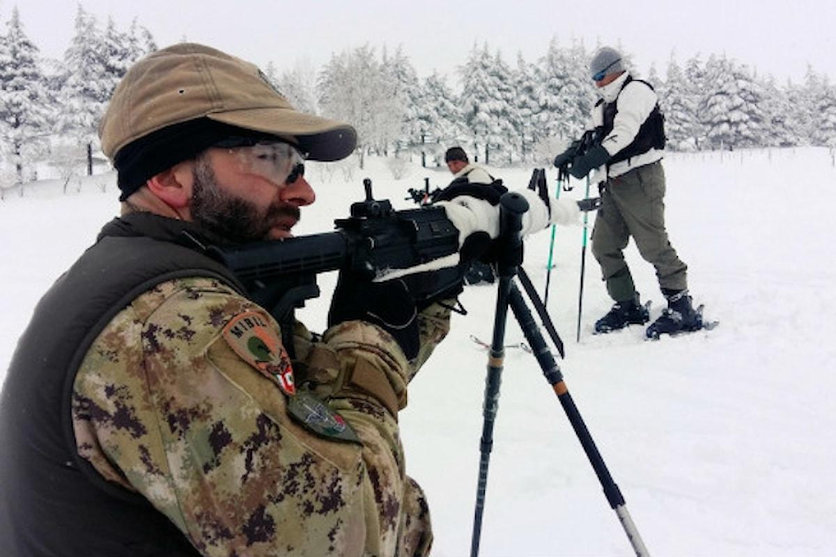 Libano, Alpini addestrano rangers libanesi a tecniche combattimento in ambiente montano