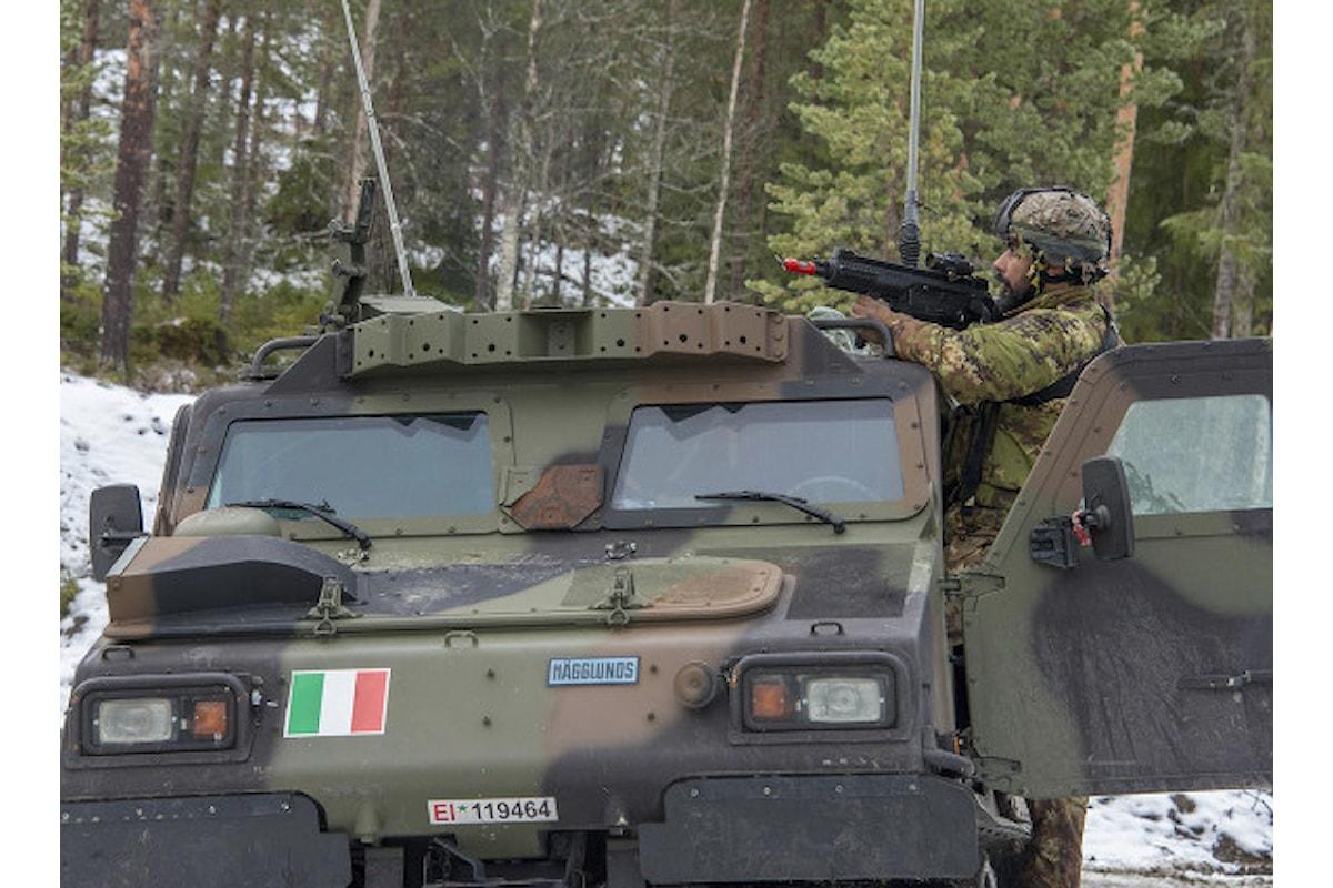 Norvegia, conclusa l'esercitazione NATO Trident Juncture 2018