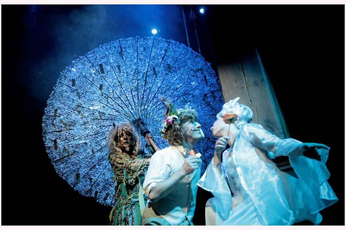 Al Globe Theatre di Roma va in scena il Sogno di una notte di mezza estate