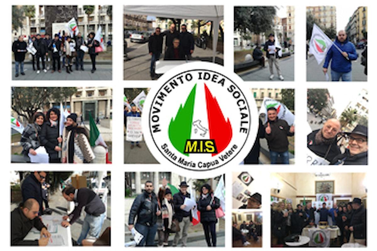 Siamo il Movimento Idea Sociale di Raffaele Bruno