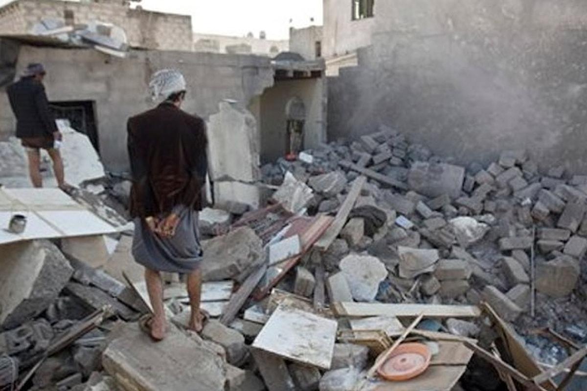 I civili in Yemen dimenticati dall'occidente alla mercé della colazione guidata dall'Arabia Saudita e dagli EAU