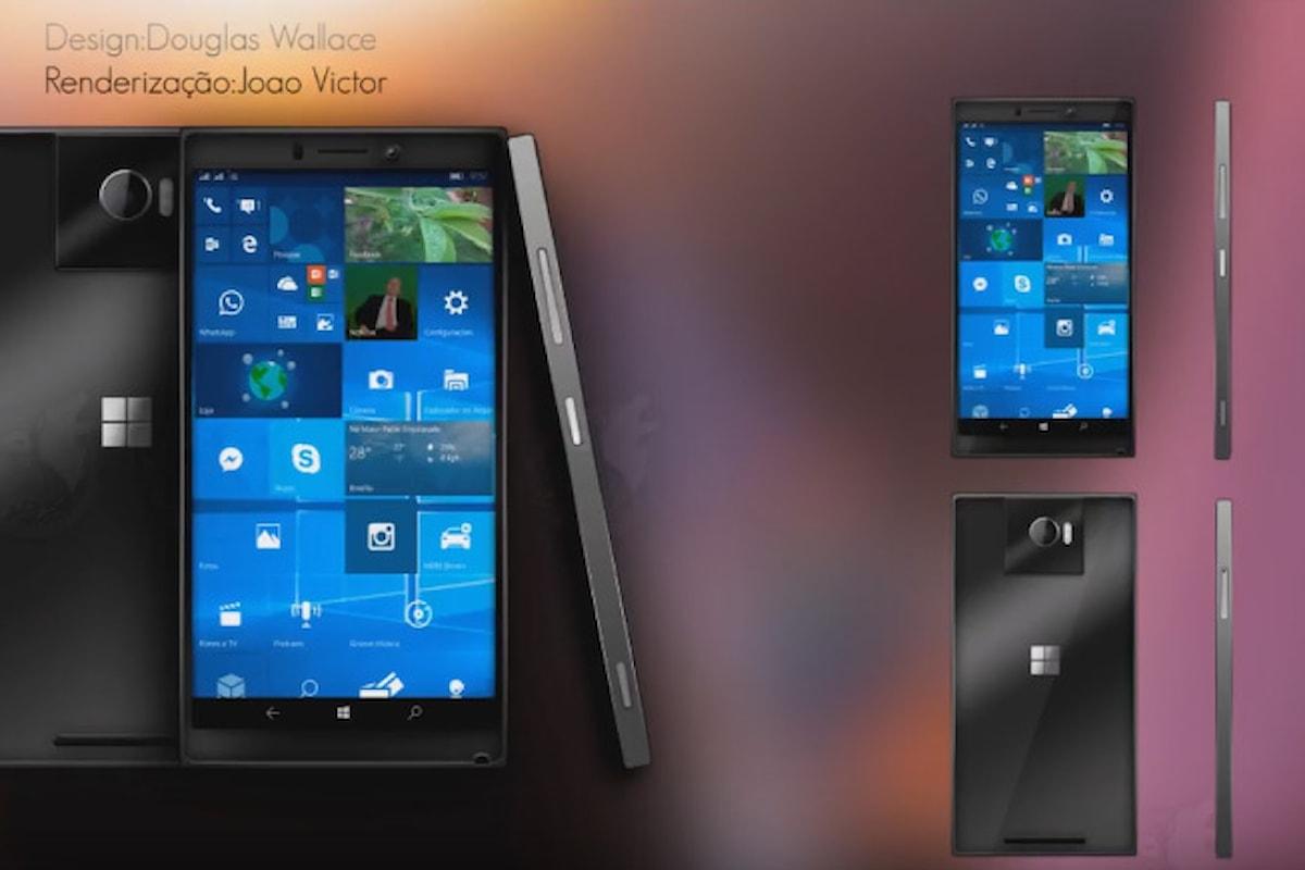 Surface Phone: e se fosse veramente il The Next Big Thing? Se fosse più di un phone?