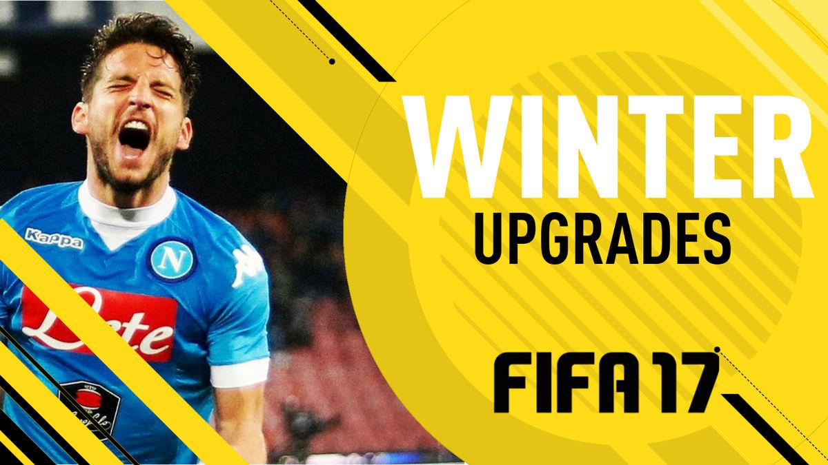 Fifa 17 Winter Upgrades: in arrivo le carte aggiornate con i potenziamenti!