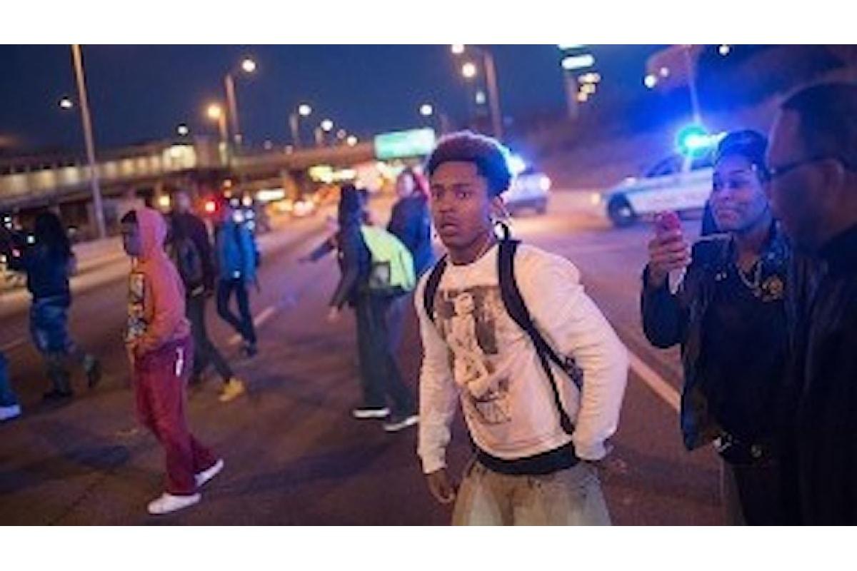 Un joven negro muere en Chicago a manos de la Policía durante una persecución