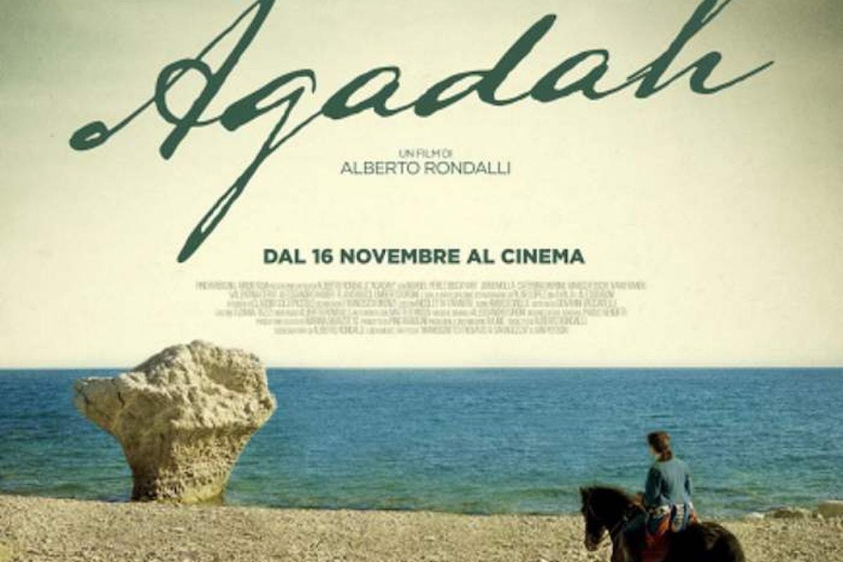 Agadah, il film di Alberto Rondalli dal 16 novembre al cinema