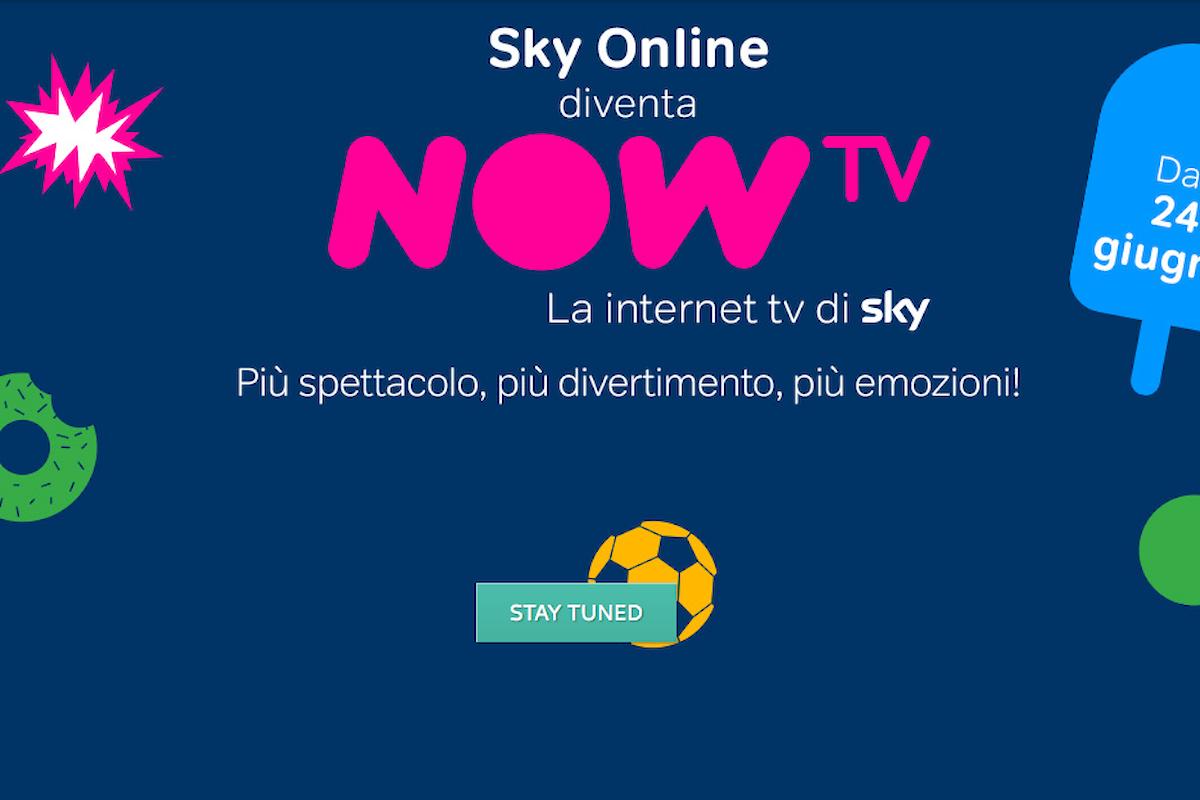 Sky Online: oggi arriverà l'app Now TV su Windows 10? | Surface Phone Italia