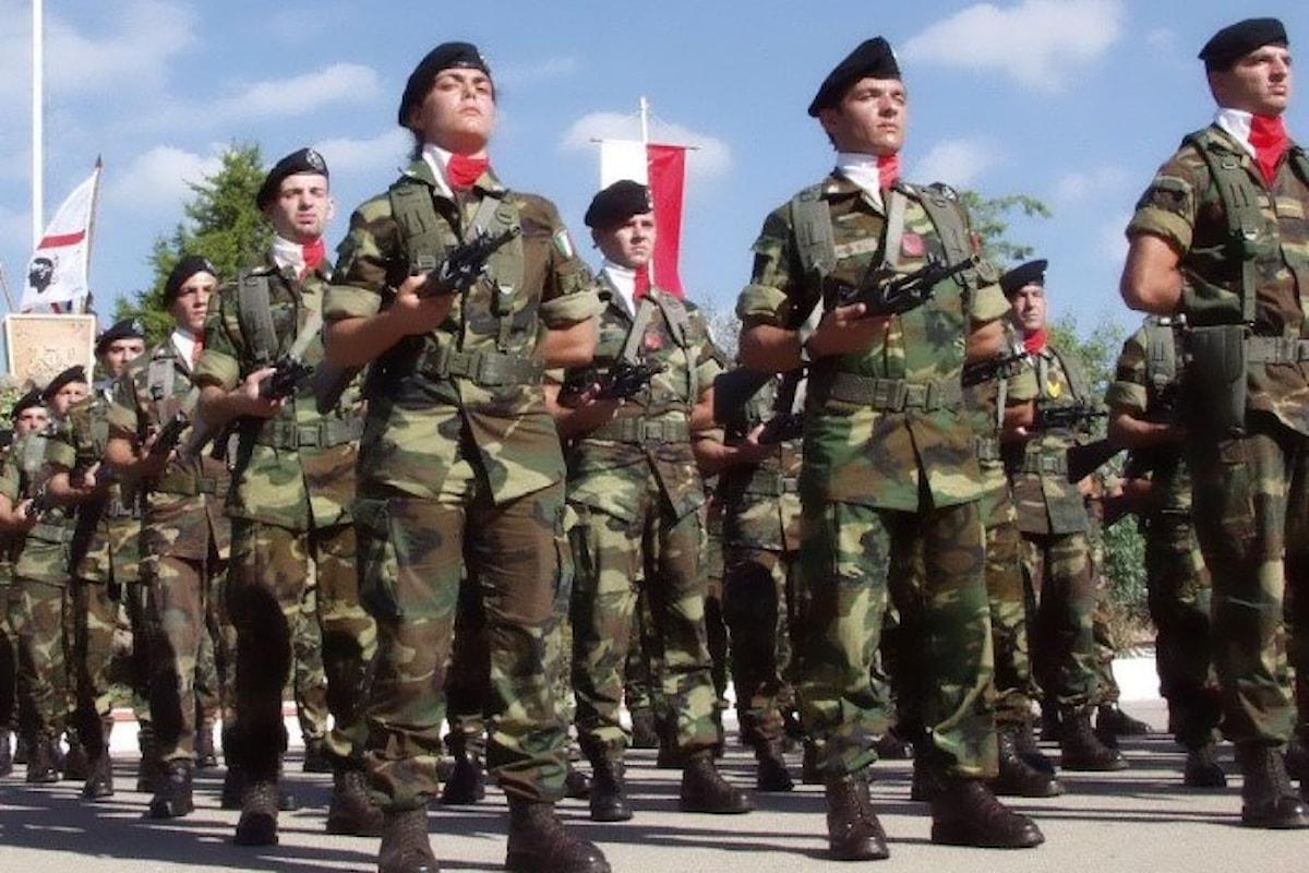 Afghanistan, iniziata la quarta missione della Brigata Sassari in Afghanistan