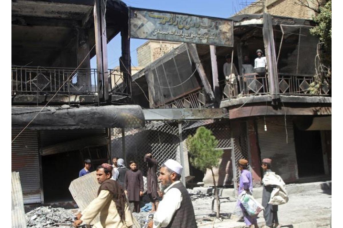 In Afghanistan gli estremisti islamici hanno scelto le scuole come principale obbiettivo dei loro attacchi