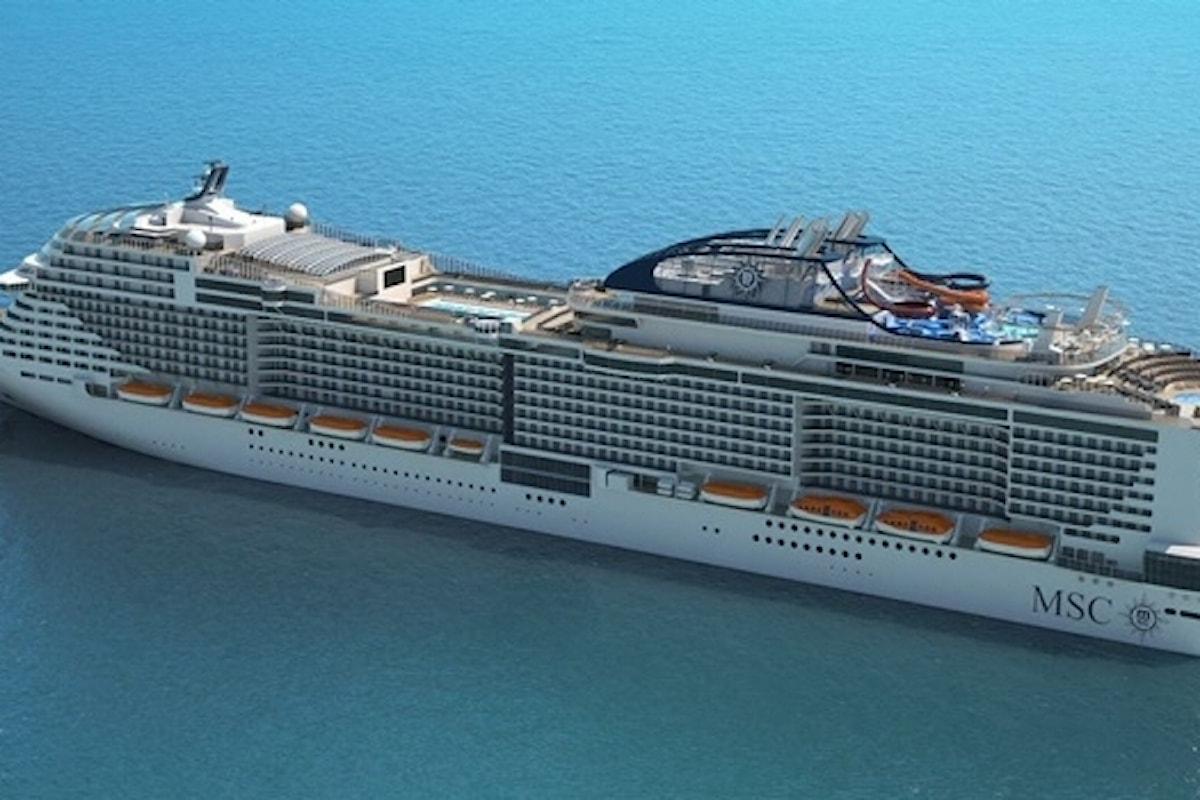 Le novità che possiamo trovare a bordo delle nuove navi MSC Crociere