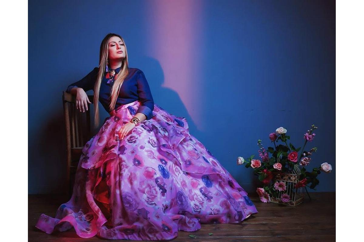 Emiliana Cantone protagonista del Festival della Canzone italiana di New York e del Columbus Day