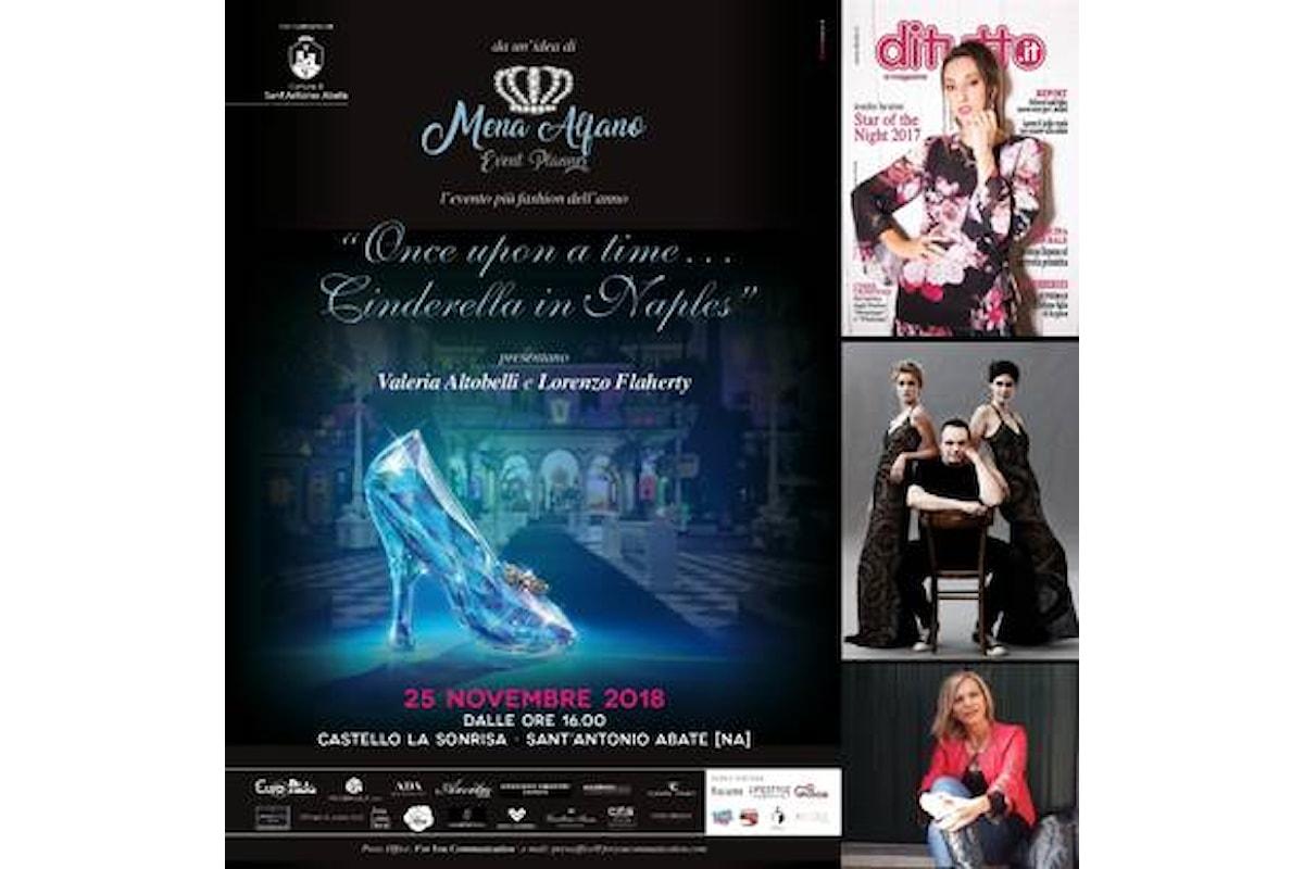 """#DiTutto a """"Once Upon a Time…"""" l'esclusivo evento dedicato al Wedding, al Luxury e all'Haute Couture, con la modella Jennifer Ibrahimi e Patrizia Faiello"""