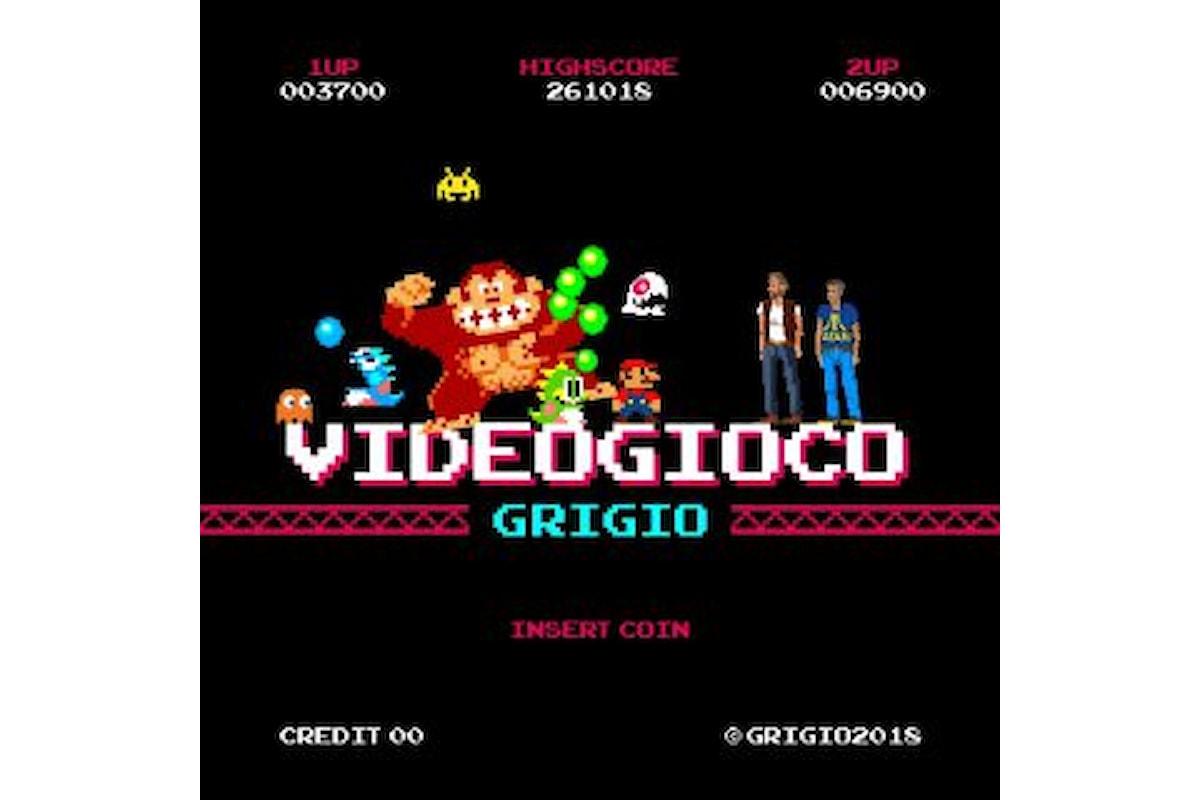 """Grigio """"Videogioco"""" è il secondo singolo del progetto che fonde synth e new wave"""
