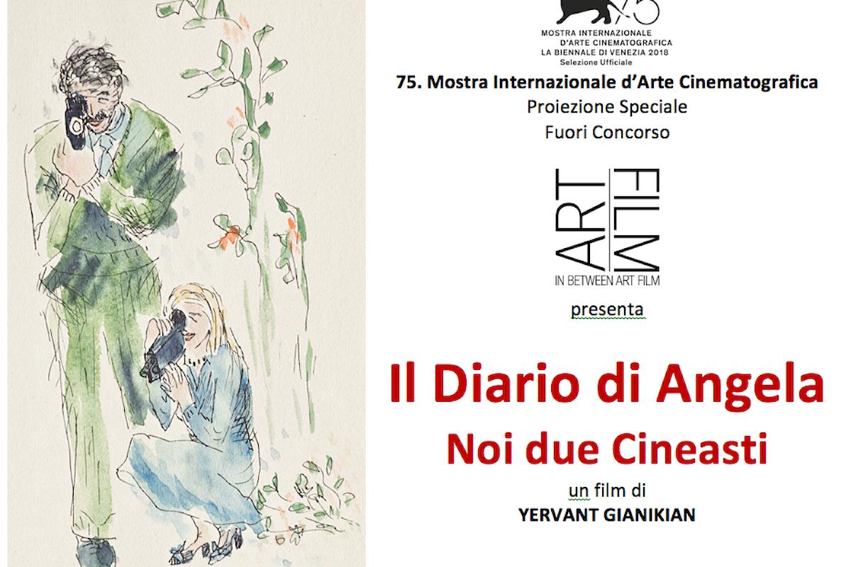 Venezia 75, In Between Art Film: Il Diario di Angela. Noi due Cineasti