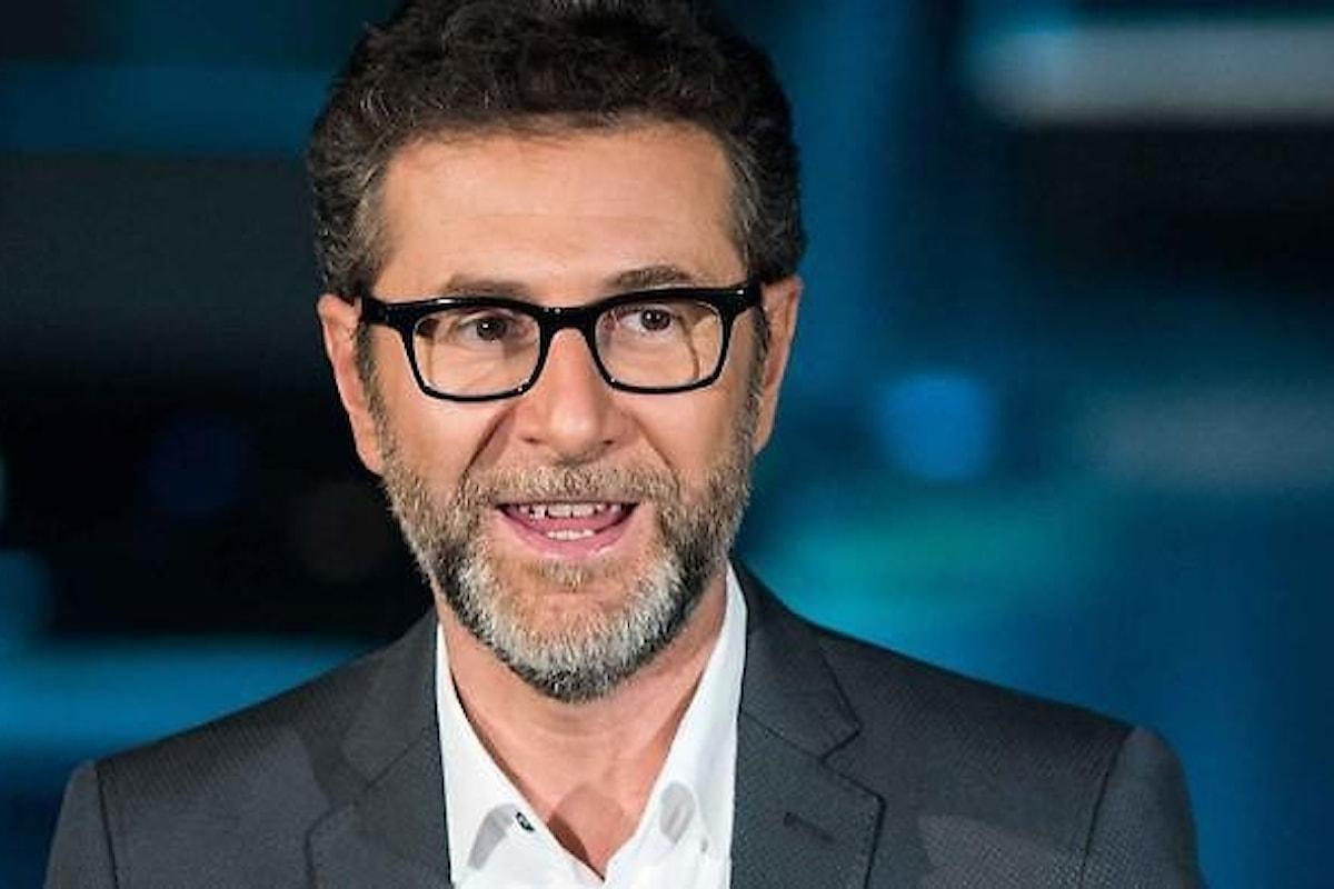 Fabio Fazio, il prediletto Rai