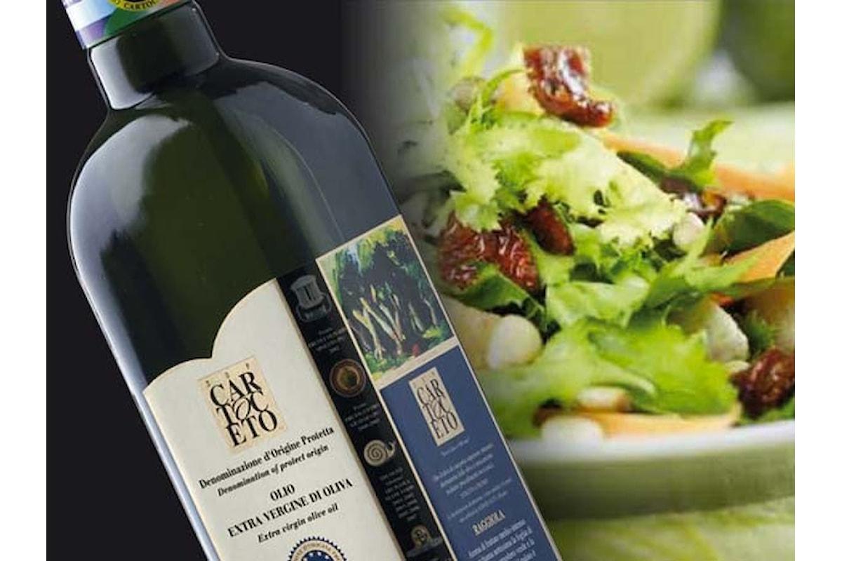 Dalle Marche l'olio extra vergine d'oliva di Cartoceto DOP