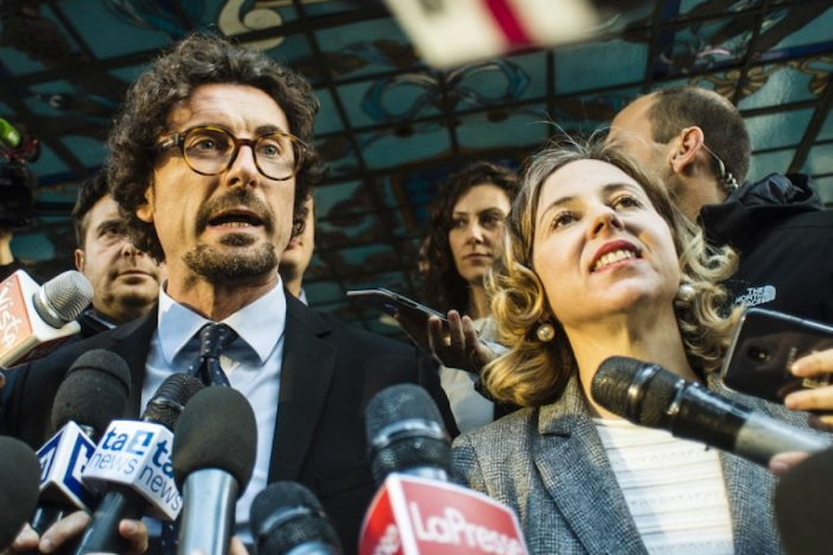 Le consultazioni dei 5 Stelle in attesa di quelle di Mattarella