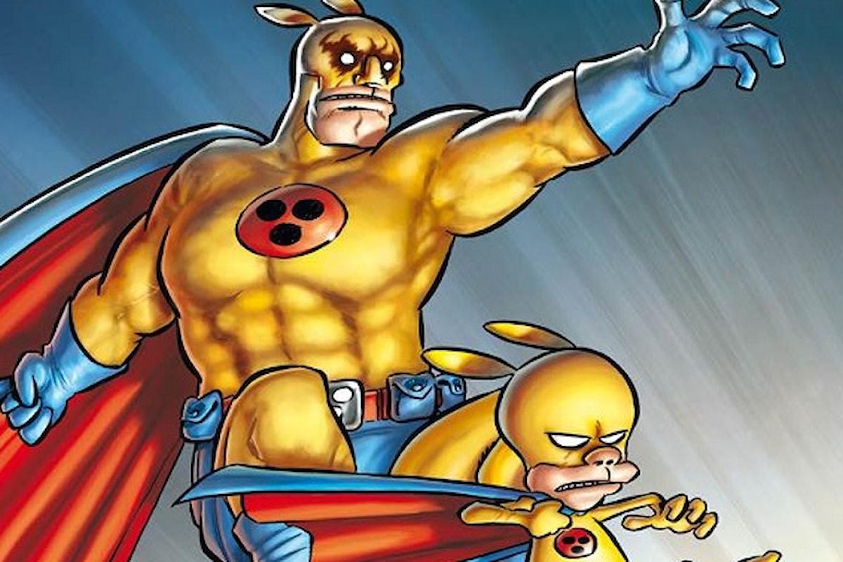 WEGIL casa del fumetto con 'In grande stile' i fumetti di Repubblica XL