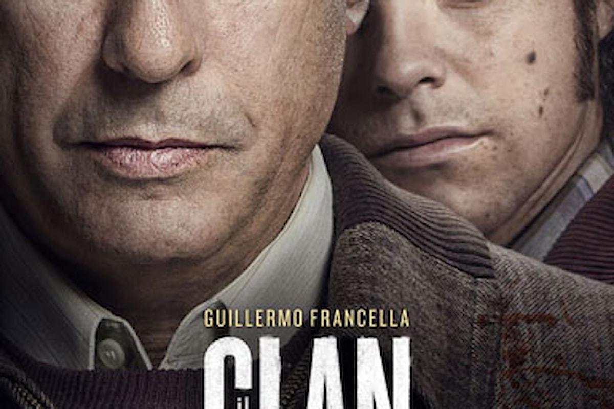 Novità al cinema: l'inquietante thriller IL CLAN