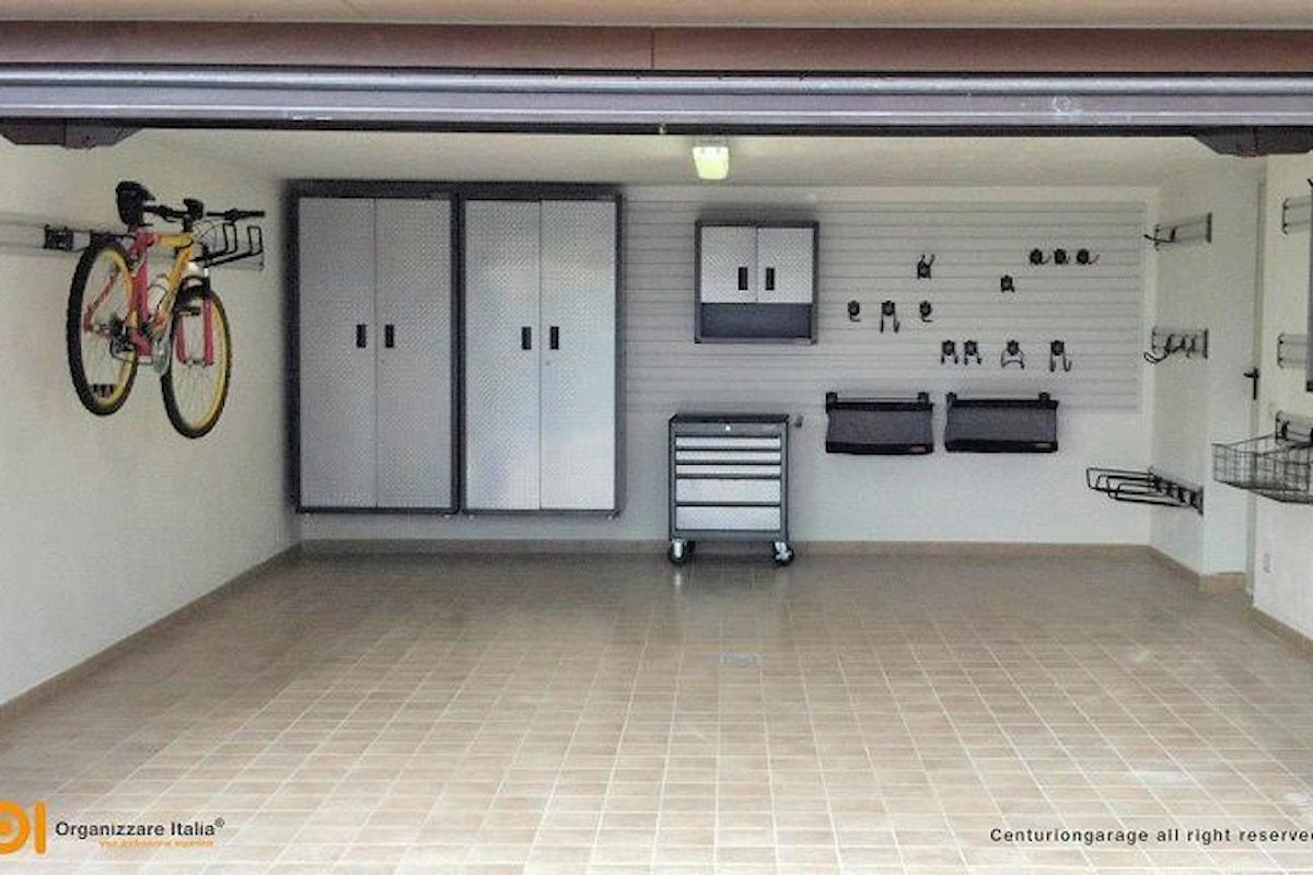 Il mese del garage per fare spazio in casa