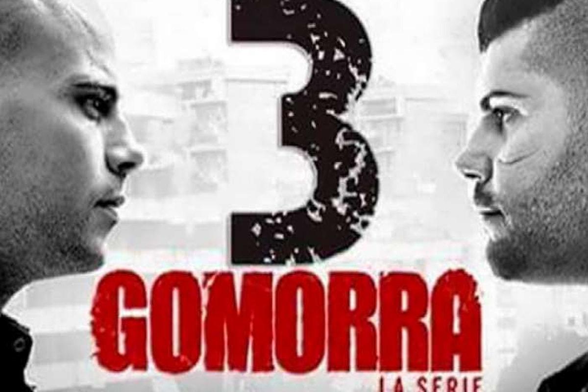 Gomorra 3, la serie tv tratta dal romanzo di Roberto Saviano ritorna su Sky