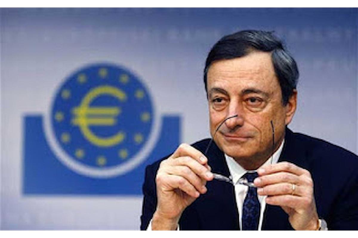 BCE, l'ipotesi tapering diventa sempre più concreta