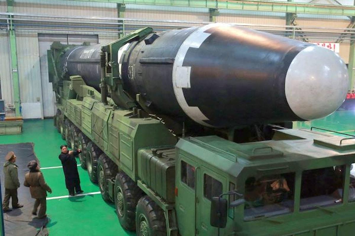 Per la Corea del Nord la risoluzione 2397 del Consiglio di sicurezza dell'ONU è un atto di guerra