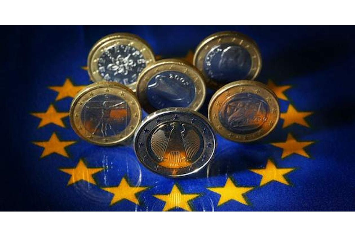 Mercati, euro penalizzato dal CPI tedesco