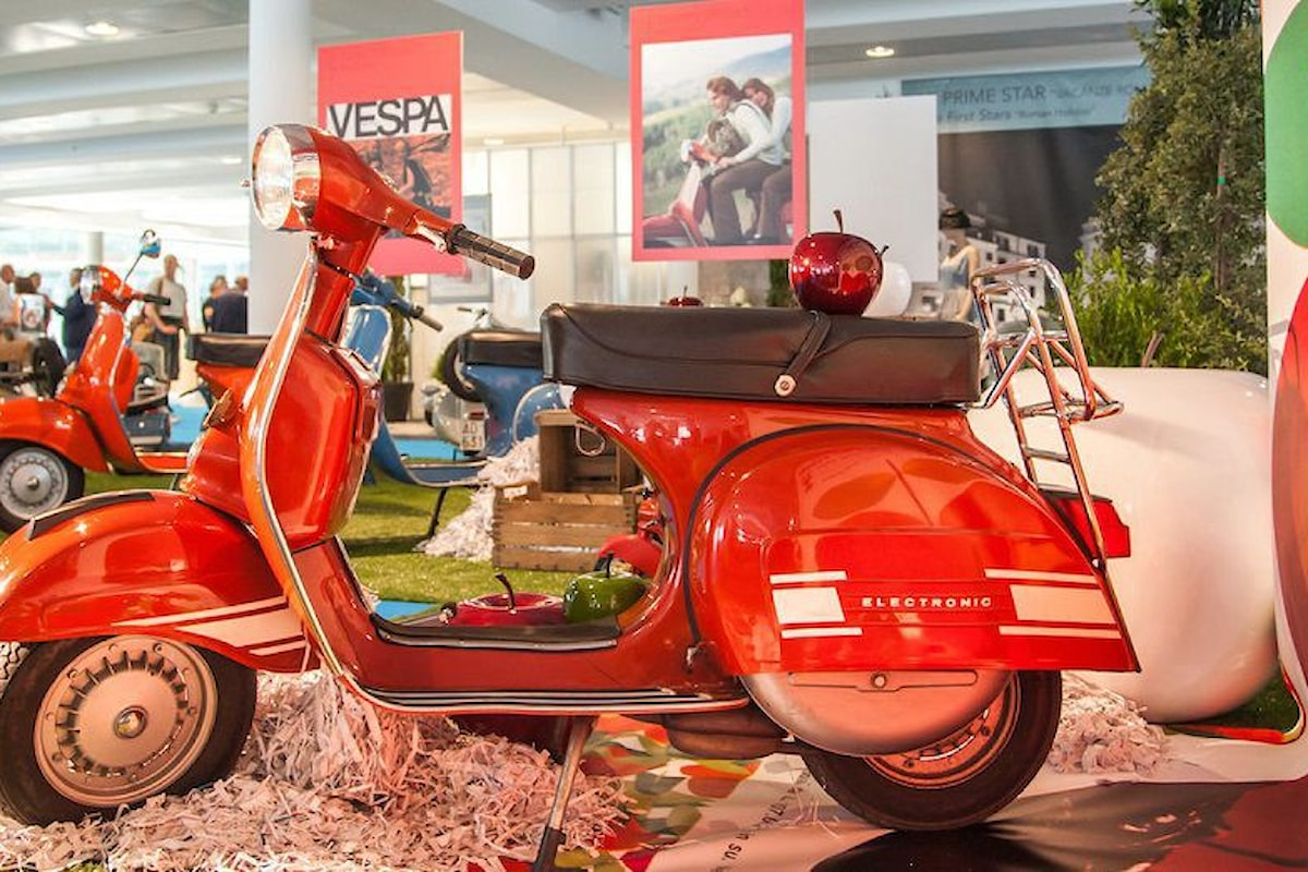 Exhibition Vespa: visita alla mostra dedicata al mito italiano