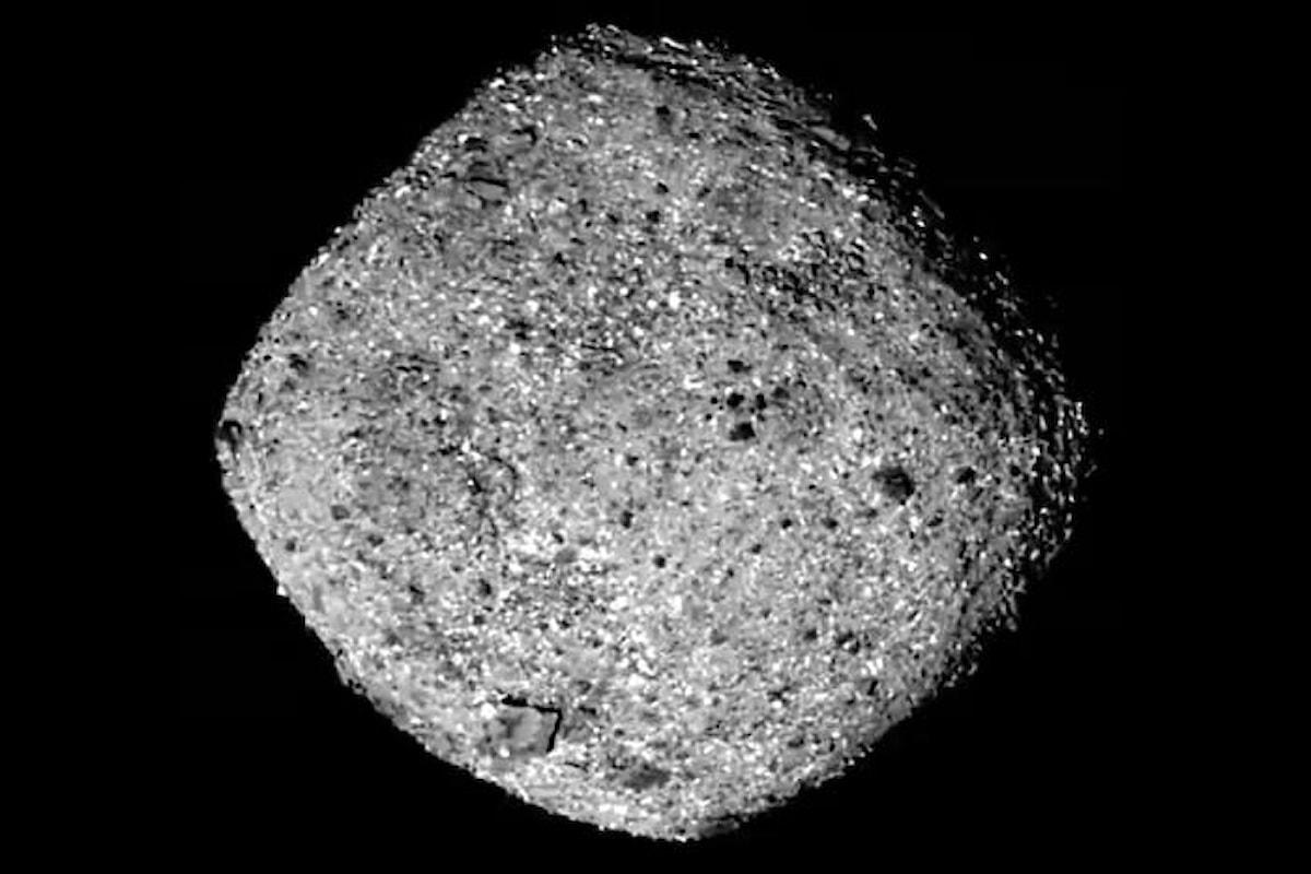 La navicella Nasa della missione OSIRIS-REx ha raggiunto l'asteroide Bennu