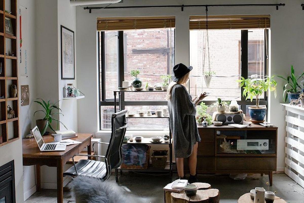 Idee per arredare una casa piccola con grandi soluzioni
