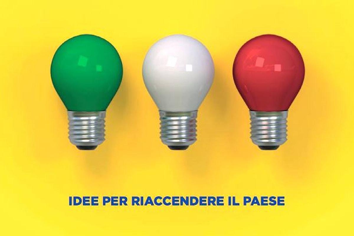 Energie PER l'Italia. Stefano Parisi prova a dar vita ad un nuovo centrodestra