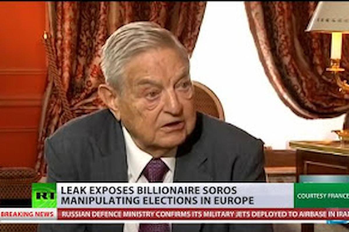 George Soros e i partiti non pericolosi
