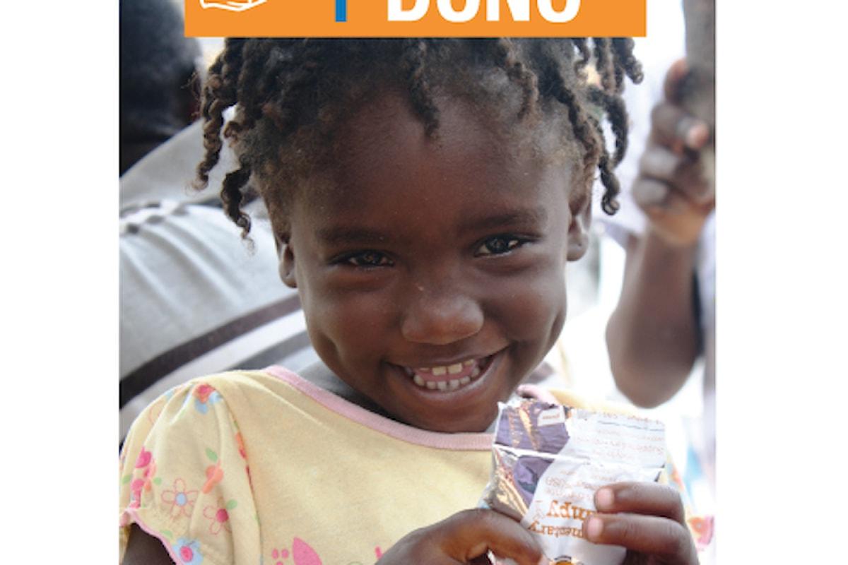 Buoni pasto donati in beneficenza: Day e Azione Contro la Fame insieme contro la malnutrizione